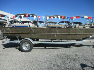 New G3 Boats 1860 DK Combo Jon Boat For Sale