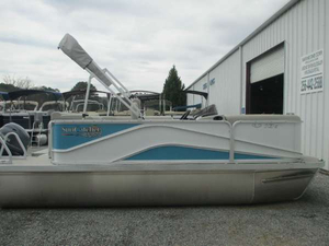 New Suncatcher V18C Pontoon Boat For Sale