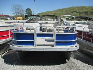 New Suncatcher V 20F Pontoon Boat For Sale