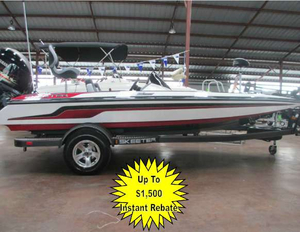 New Skeeter ZX 190 Bass Boat For Sale