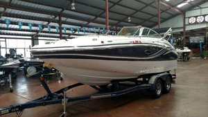 Used Hurricane Boats SD 2000 OB Deck Boat For Sale