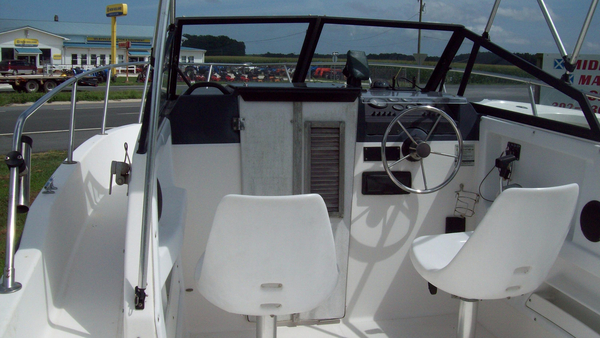 Used Bayliner Trophy 2002 Walk Around Cuddy Cabin Boat For Sale