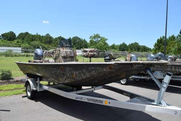 2016 new war eagle 761 blackhawk cc freshwater fishing for Best freshwater fishing boats