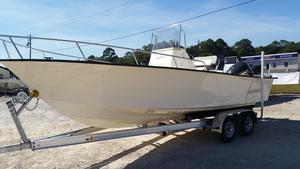 New Sea Hawk 236 Center Console Fishing Boat For Sale