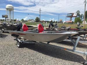 New Rhino 16VPRO Aluminum Fishing Boat For Sale