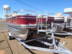 New Lowe Boats Ultra 162 Fish & Cruise Pontoon Boat For Sale