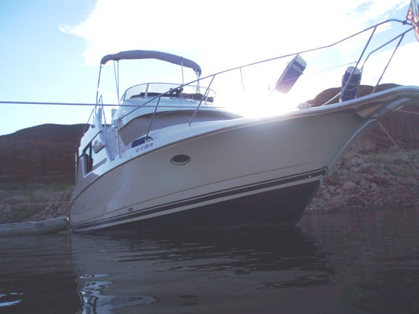 Used Silverton Sedan Bridge Motor Yacht For Sale