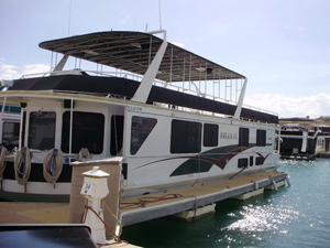 Used Skipperliner Custom Yacht 600 Multi Owner Houseboat House Boat For Sale