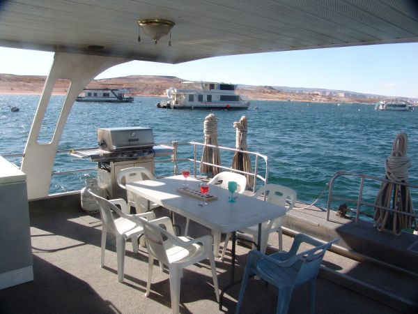 Used Jamestowner Multi Owner Houseboat House Boat For Sale