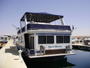 Used Horizon Yacht Multi Owner Houseboat House Boat For Sale