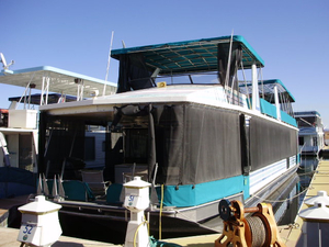 Used Stardust House Boat For Sale