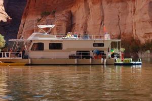 Used Skipperliner Multi Owner Houseboat House Boat For Sale