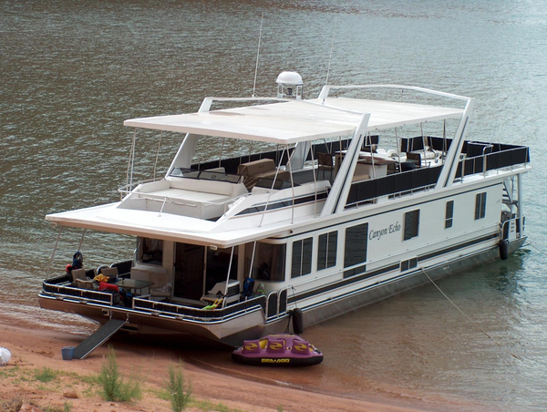 Used Stardust Multi Owner Houseboat House Boat For Sale