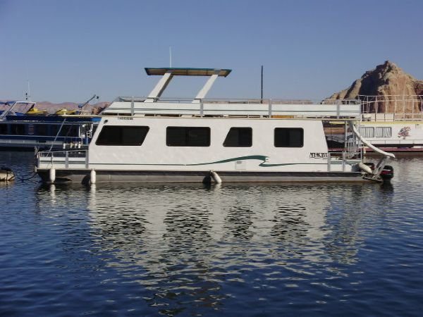 Used Myacht Multi Owner Houseboat House Boat For Sale