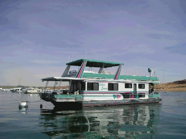 Used Lakeview Multi Owner Houseboat House Boat For Sale