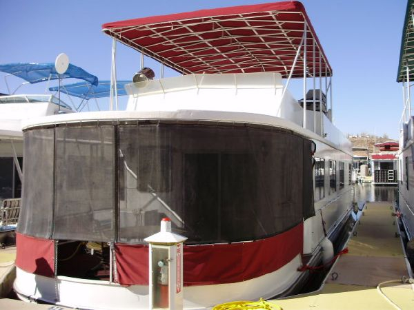 Used Lazy Days House Boat For Sale