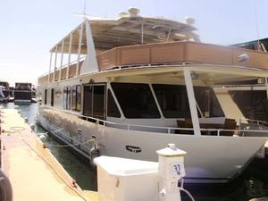 Used Skipperliner Custom Houseboat House Boat For Sale