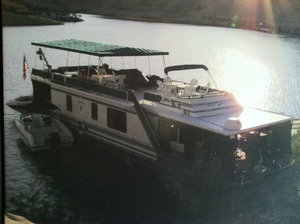 Used Stardust Cruiser House Boat For Sale