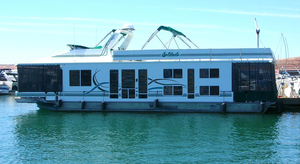 Used Horizon 1555 Multi Owner Houseboat House Boat For Sale