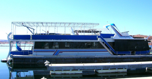 Used Sumerset Multi Owner Houseboat House Boat For Sale