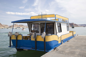 Used Boatel Hercules House Boat For Sale
