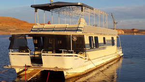 Used Boatel VIP Houseboat House Boat For Sale
