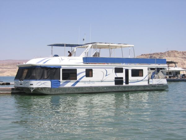 Used Sumerset Custom Multi Owner Houseboat House Boat For Sale