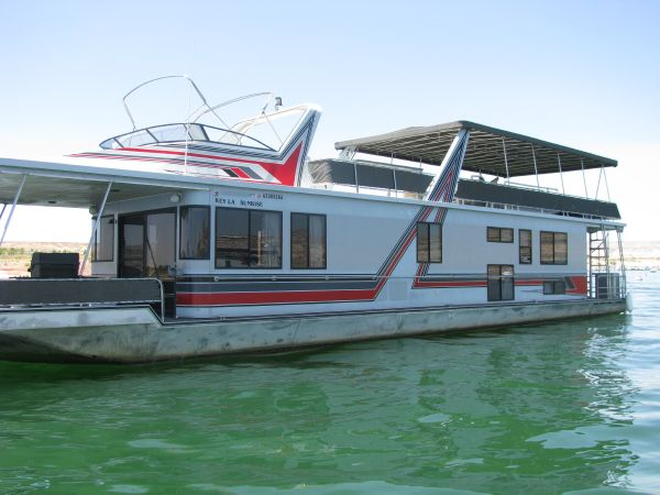 Used Stardust Widebody Multi Owner Houseboat House Boat For Sale