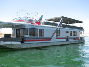 Used Stardust Cruisers Widebody Multi Owner HouseboatWidebody Multi Owner Houseboat House Boat For Sale