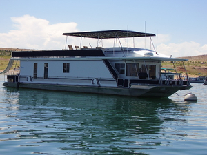 Used Stardust Starlite House Boat For Sale