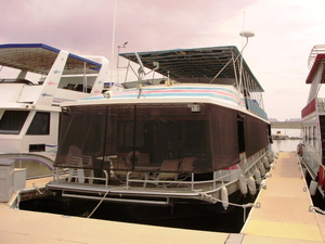 Used Stardust Widebody House Boat For Sale