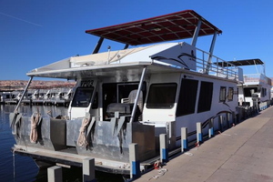 Used Myacht Voyager XL Houseboat House Boat For Sale