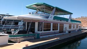 Used Sumerset Houseboat 75x16Houseboat 75x16 House Boat For Sale