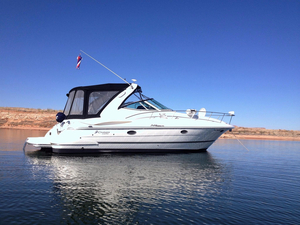 Used Cruisers Yachts 340 Express Cruiser Boat For Sale