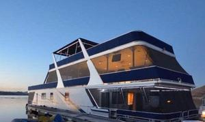 Used Sumerset Custom Houseboat House Boat For Sale