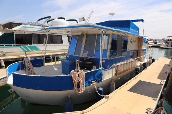 Used River Queen House Boat For Sale