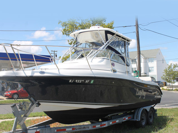 Used Century Sports Fishing Boat For Sale