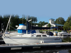 Used Hunter 30-T Cruiser Sailboat For Sale