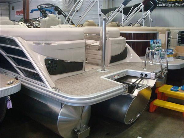2016 new bennington 2350rsfb pontoon boat for sale for Pontoon boat without motor for sale