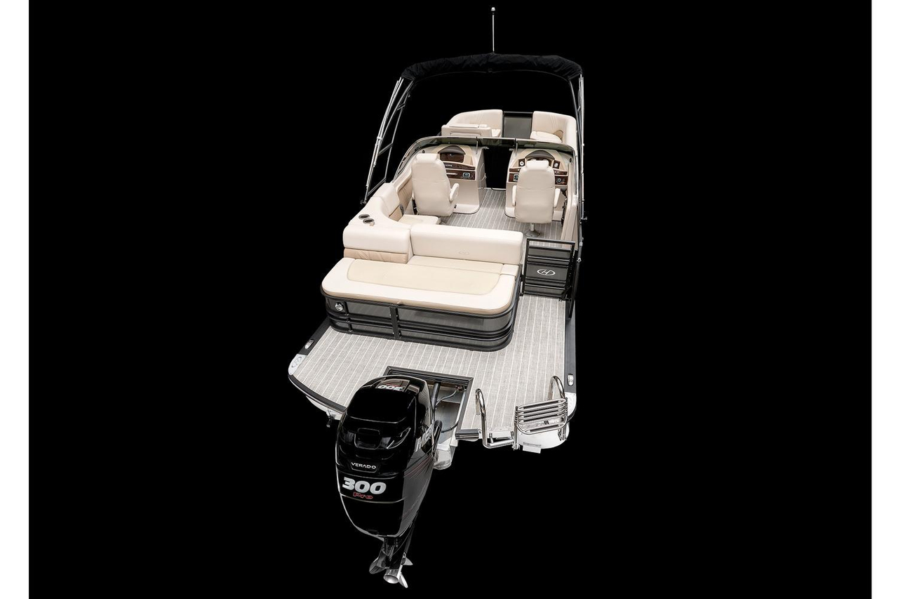 2016 new harris solstice dc 250 pontoon boat for sale for Solstice plus plan one