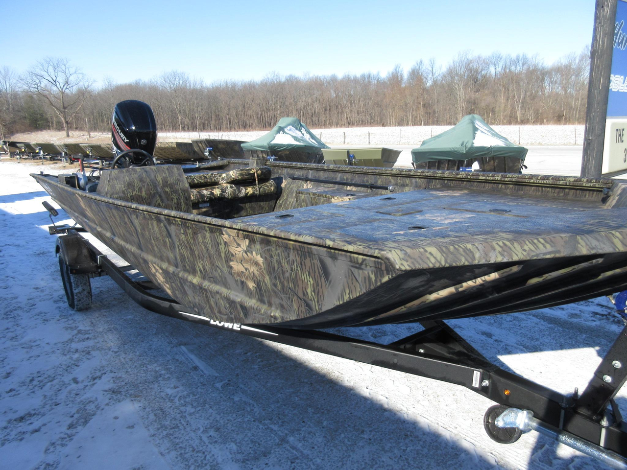 2016 new lowe rn 2070sc aluminum fishing boat for sale