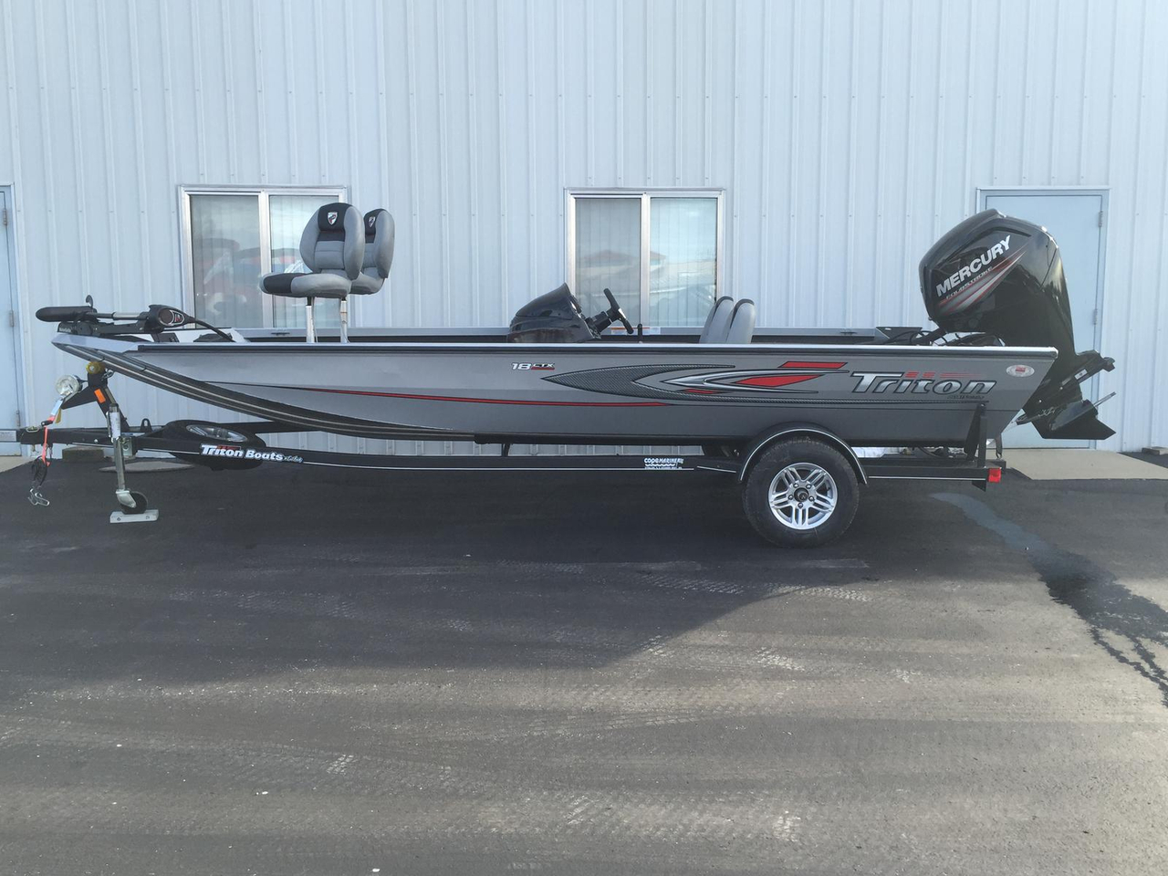 2016 new triton boats 18 ctx center console fishing boat for New fishing boats for sale