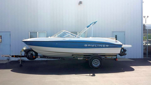Used Bayliner 185 Bowrider Runabout Boat For Sale