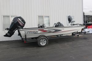 New Triton Boats 18 TX Center Console Fishing Boat For Sale