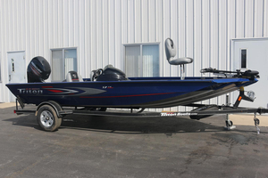 New Triton Boats 17 TX Center Console Fishing Boat For Sale