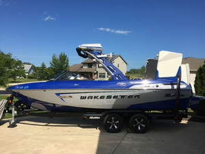 Used Malibu Wakesetter 23 LSV Other Boat For Sale