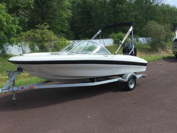 Used Bayliner 160 OB Bowrider Boat For Sale