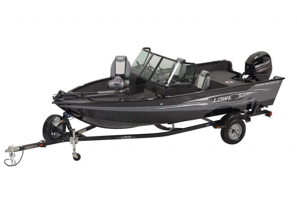 2016 New Lowe FM 165 Pro WT Aluminum Fishing Boat For Sale - $17,388 - Naples, ME | Moreboats.com