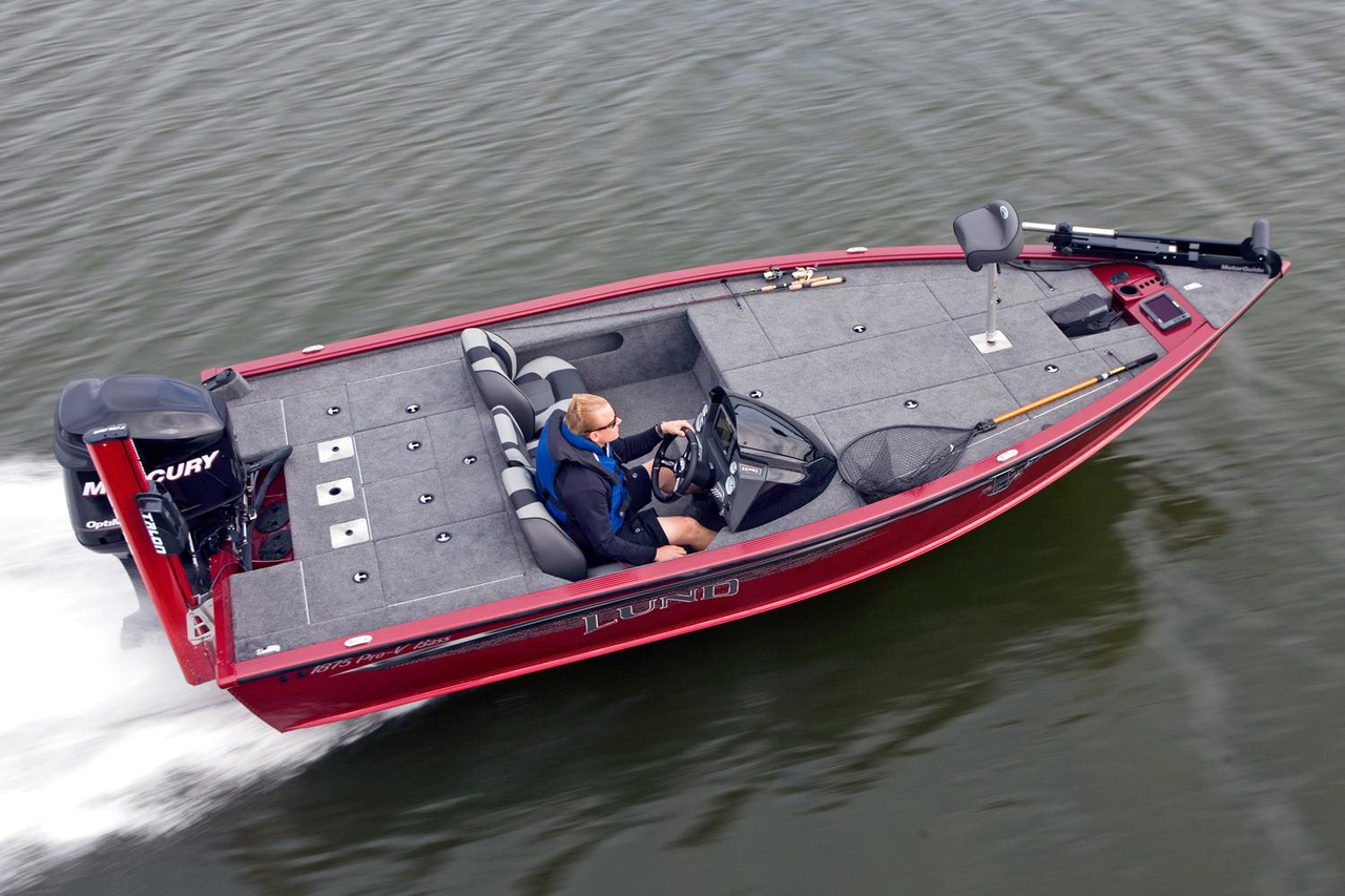 2016 new lund 1875 pro v bass boat for sale oakland me for Bass pro fishing boats