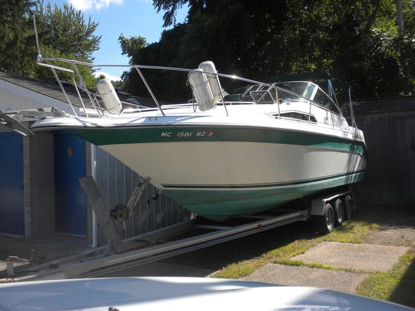 Used Sea Ray 1990 270 Sundancer Cruiser Boat For Sale